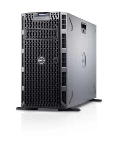Dell Power Edge T320 E5-2407V2 H310 8HD cage, DVDRW - Dell