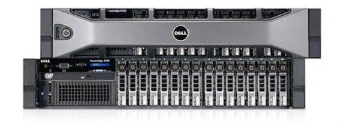 Dell Power Edge R720XD E5-2620V2,H710P, 24+2 SFF Cage - Dell