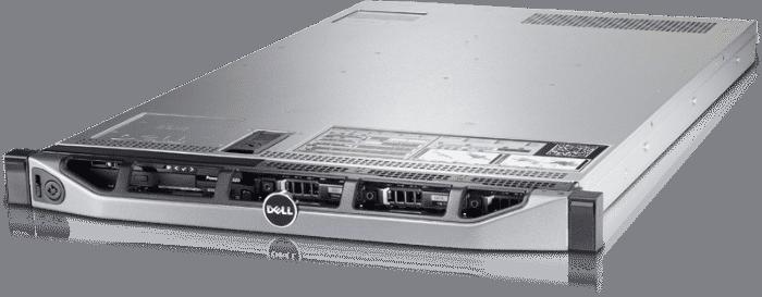 PowerEdge R620 32GB 300GB SAS X2 - Dell