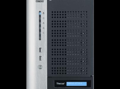 Thecus N7710-G SMB 7-bay advanced 10G NAS - THECUS