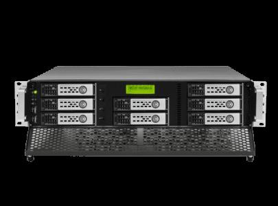 Thecus N8810U-G Enterprise Rackmount Storage 8-bay 10Gb NAS - THECUS