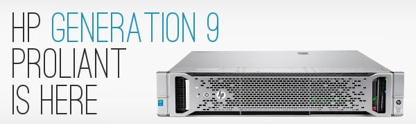 HP ProLiant DL160 Gen9 E5-2603v3 B140i 4LFF 550W PS Server/S-Buy - HP