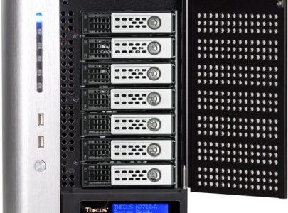 Thecus N7710 SMB 7-bay advanced NAS - THECUS