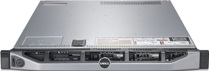 Dell Power Edge R620 E5-2620V2,H310 - Dell