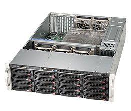 Supermicro 3U Storage server UP to 64TB - SUPER MICRO