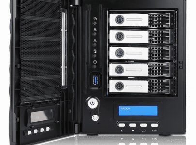 Thecus W5000 Windows Storage server cloud NAS 25 user license 6TB - THECUS