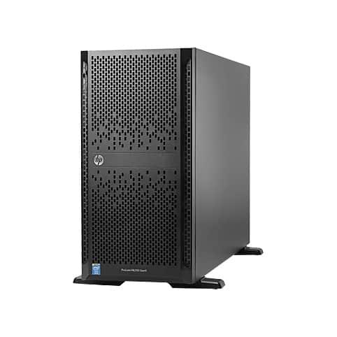 HP ProLiant ML350 G9    E5-2603v3 16GB-R B140i 8SFF 500W PS Server/GO  776974-425 - HP