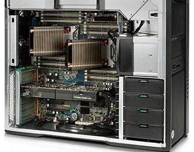 HP Z840 Workstation F5G73AV - HP
