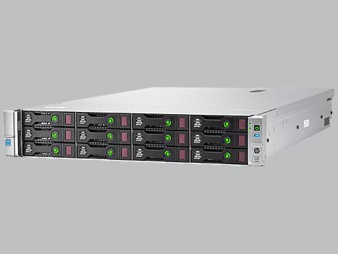 HP DL380 Gen9 E5-2620v3 12LF,1x 16G P840/4G, 2x800W