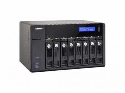 QNAP TVS-871-i3-4G,8 Bay NAS,Intel i3-4150