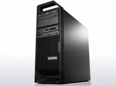 תחנת עבודה Lenovo ThinkStation S30 - LENOVO
