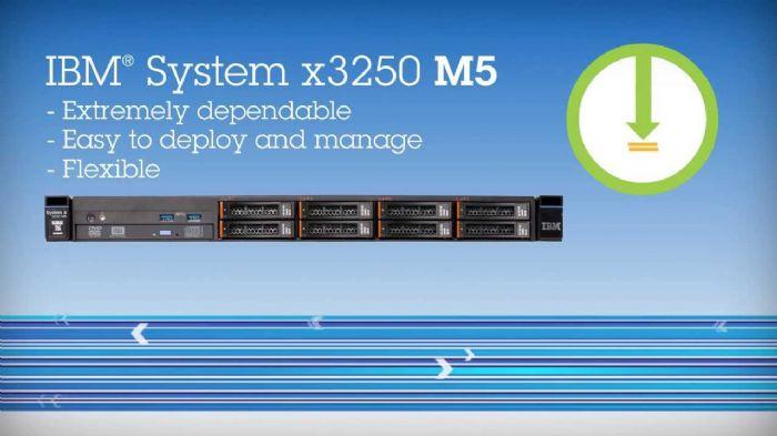 IBM X3250 M5 5458E1G - LENOVO