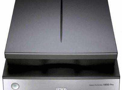 סורק אפסון Epson Perfection V850 pro - EPSON