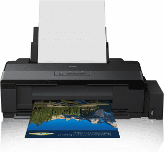 מדפסת הזרקת דיו Epson L1800 - EPSON