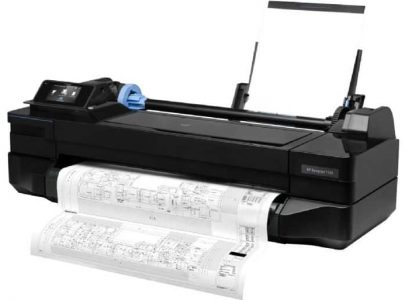 HP Designjet T120 24-in ePrinter - HP