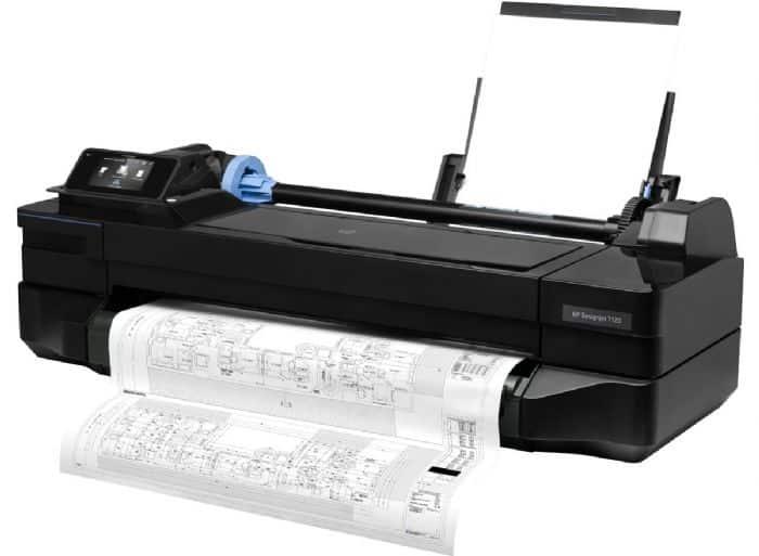 HP Designjet T120 24-in ePrinter - HP