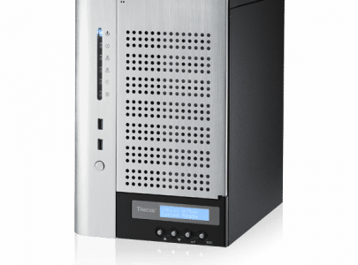 Thecus SMB 7-bay Mini-tower Multimedia NAS - THECUS