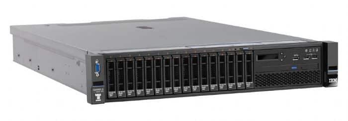 IBM X3650 M5 2X Xeon E5-2620v3  128GB DDR 4 - LENOVO