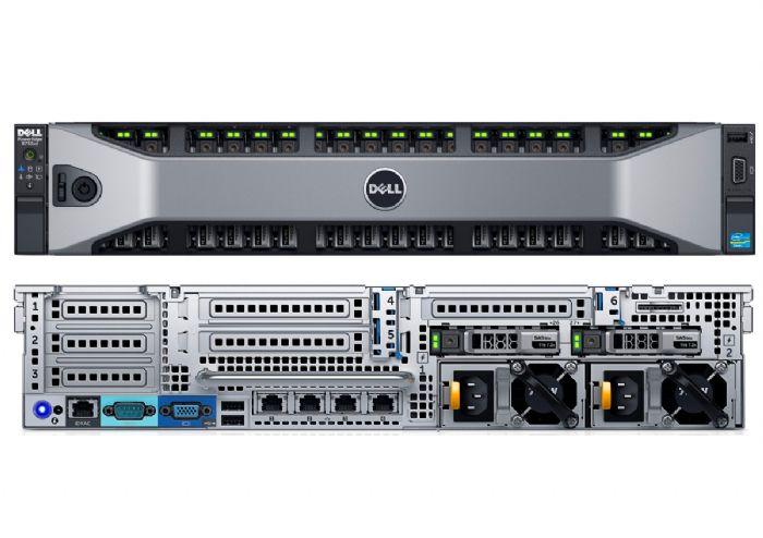 שרת Dell PowerEdge Dell Power Edge R730XD H730 Up To 16 HDD - Dell
