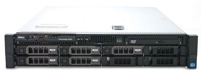 שרת Dell Power Edge R530 Tower כולל 3 שנים אחריות - Dell