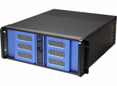 GPU Computing 3x NVIDIA 1080ti 4U Rackmount station