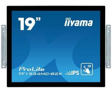 """IIYAMA Monitor 19"""" ProLite Open Frame 10pt Multi Touch IPS Panel IP65 - IIYAMA"""