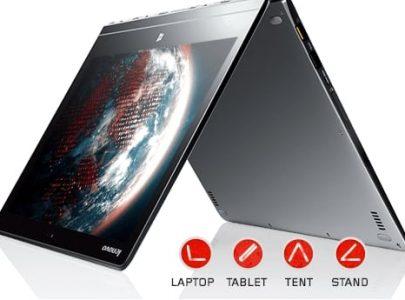 מחשב נייד Lenovo Yoga 3 Pro 80HE014DIV - LENOVO
