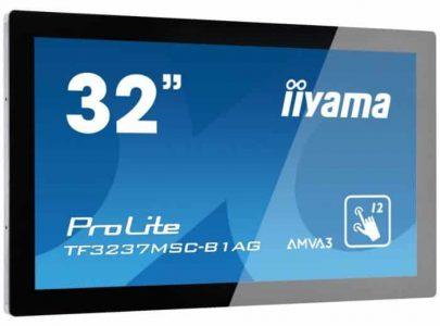 """מסך מגע IIYAMA Monitor 31.5"""" Open Frame Touch 6.5ms VGA DVI HDMI - IIYAMA"""