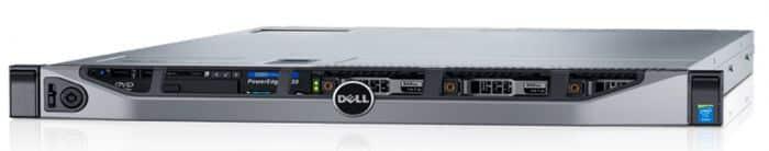 שרת Dell PowerEdge R630 Xeon E5-2630 v3 DLSRR630-2620V3-H330 - Dell