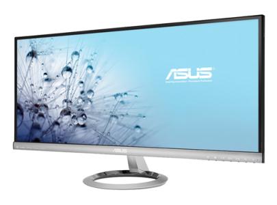 "ASUS MX299Q 29"" 21:9 2560x1080 AH-IPS DisplayPort HDMI DVI-D Back-lit LED Monitor - ASUS"