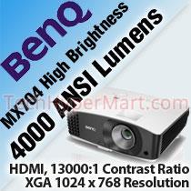 מקרן MX704 - BENQ