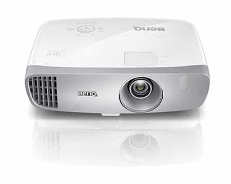 מקרן BenQ W1110 Full HD 3D  Home Projector - BENQ