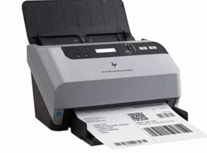 סורק HP Scanjet 5000 - HP