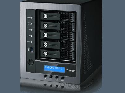 N5810PRO 2TB X 3  THECUS - THECUS