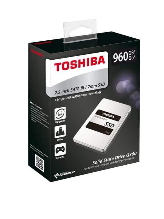דיסק Toshiba HDTS796EZSTA 960GB SSD Q300 2.5 - Toshiba
