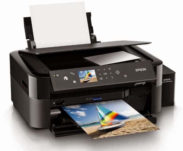 מדפסת EPSON L850 - EPSON