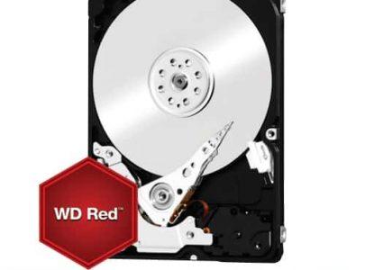 דיסק קשיח Western Digital Red WD60EFRX 6TB