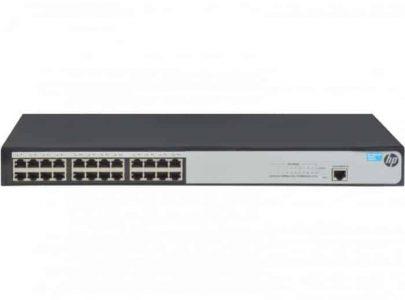 רכזת רשת / ממתג HP 1620-24G JG913A - HP