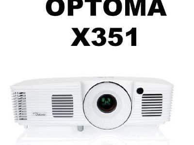 Optoma X351 Projector