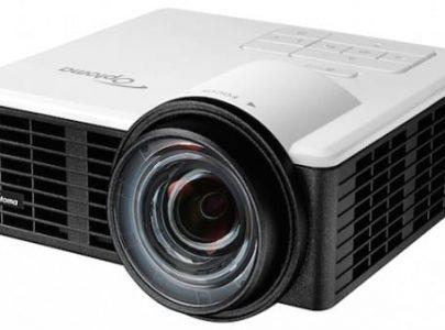 Optoma ML750ST DLP WXGA Business Projector