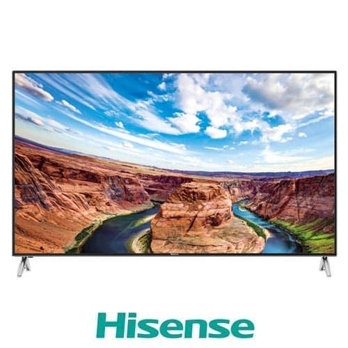 טלוויזיה Hisense 75K700UWD 4K 75 אינטש הייסנס