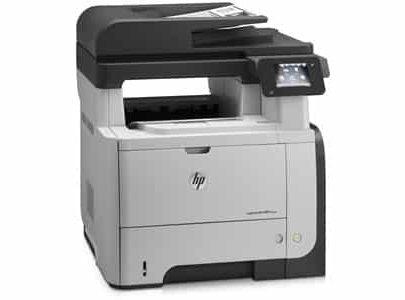 HP LaserJet Pro MFP M521dn Printer - HP