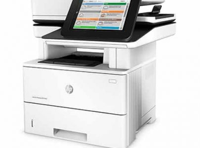 HP LaserJet Enterprise MFP M527dn - HP