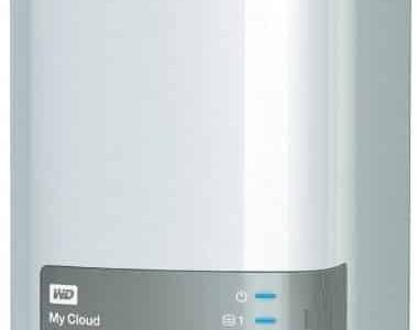 כונן קשיח חיצוני Western Digital My Cloud Mirror (Gen 2) WDBWVZ0160JWT 16TB