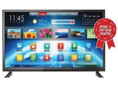 טלוויזיה INNOVA GL653ST2 4K 65 אינטש