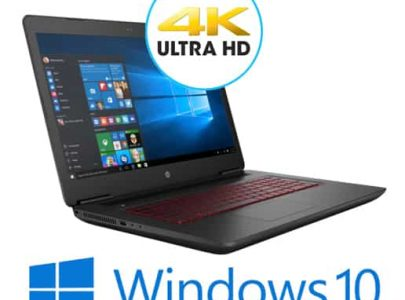 "מחשב נייד ""17.3 HP Pavilion Omen 17-W200NJ 1GM49EA - HP"