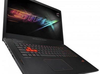 מחשב נייד לגיימרים Asus ROG STRIX GL702VS-GC087T - צבע שחור - ASUS