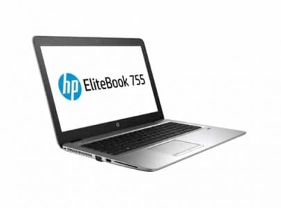 "HP EliteBook 755 G3 15.6"" FHD/ AMD PRO A12-8800B/ 8GB/ 512GB SSD/ WiFi/ BT/ FPR/ Win7Pro + Win10Pro (T4H98EA#ACB) - HP"