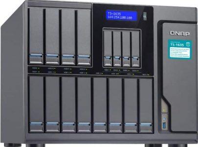 QNAP TS-1635-8G - qnap