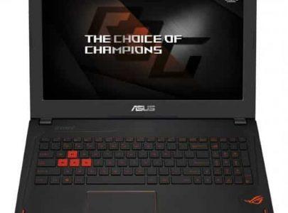 מחשב נייד לגיימרים Asus ROG STRIX GL502VS-GZ262T - צבע שחור